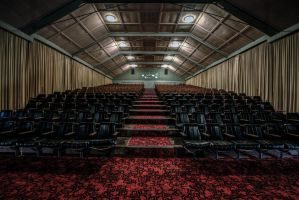 Cinema Derelicto by autopsyofadelaide