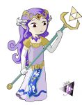 Princess Hilda II. (Era of the Great Sea) by Ask-Lorulean-Hilda