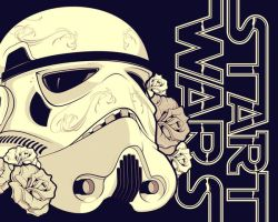 Start Wars Vintage by metallussmetalized