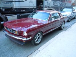 1965 Ford GT Mustang by Brooklyn47