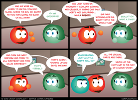 SC371 - Aquarius Thanksgiving 11 by simpleCOMICS