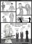 Snape's End in HP7 by Elenai