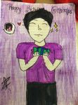 7 Days of Persassy: Frank Zhang by Jack-frost-fangirl55