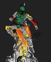 Another Boba Fett by Majiaku