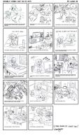 2011-0201 Hourly Comic Day by laurbits