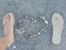i love flip flops by MaggH