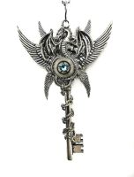 The Ice dragon key by LsUnique
