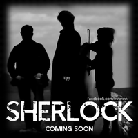 Sherlock and Lindsey Stirling! by MrArinn