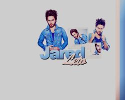 Jared Leto wallpaper by Bess-chan