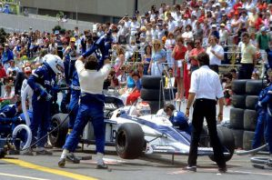 Nelson Piquet (Detroit 1983) by F1-history