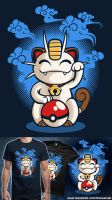 Lucky Meowth by TheRealRaki