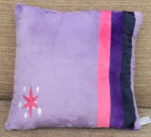 Twilight Sparkle Theme Cushion by LiChiba