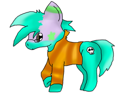 Magiti Pony :AT: by FloralFlower
