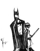 Batman and Robin Jelly by SonofReorx
