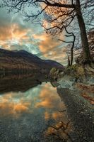 Buttermere Sentinals by lesterlester