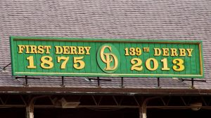 139th Kentucky Derby 2013 by AnonymousCharles