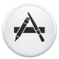 Black Opaque App Store Icon by TheArcSage