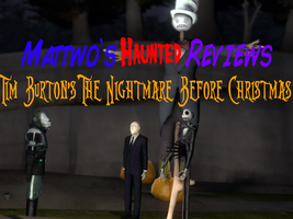 [Video] Haunted Reviews - Nightmare Before Xmas by mattwo