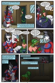 STORMSOUL THE CAGE PG2 by Eggplantm