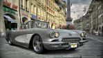 '58 Corvette Classic by LS-Coloringlife