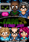 I Love Jam DVD Cover by shadow0knight