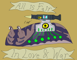 Onchie Love and War by The-Episiarch