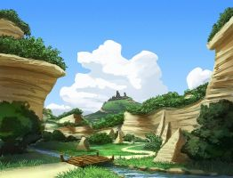 Peace Valley by Temiree