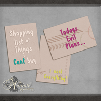 Not in the Mood Cards by DaydreamersDesigns