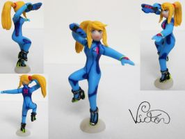 Zero Suit Samus by VictorCustomizer