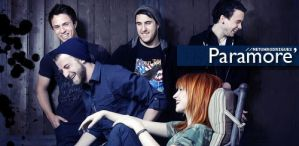 Paramore Sign by netuh
