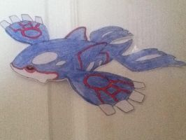Kyogre by Skyworld828