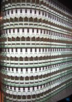 The Great Wall of Bacardi by RichGinter