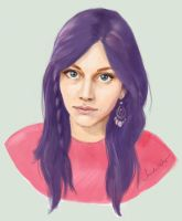 Sandra by ImperfectSoul