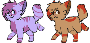 Cat adopts!! by kass-the-kitten
