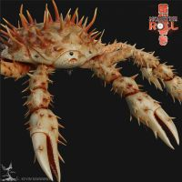 Monster Roll : Crab by Staticcurve