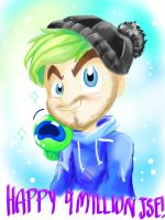 HAPPY 9 MILLION SUBSCRIBERS JACKSEPTICEYE!! by Starehue