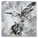 study for Fragmented hummingbird by ART-BY-DOC
