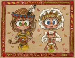 Happy Thanksgiving by rue789