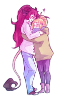Warm and safe by Lilami