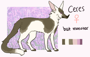 Ceres Reference by seabirdie