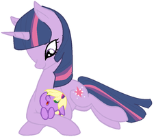 Momma Sparkle by Tailmouth-Cupcake