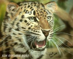 Jaguar by Kim1486