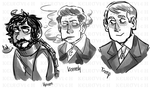 : Polidoodles : by Keirovich