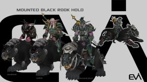 The Black Rook Hold by Vaanel