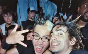 Me and Little Jimmy Urine by myd