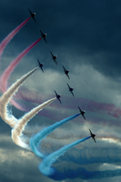 red arrows by Nth-User