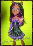 Clawdeen by princesitagotica
