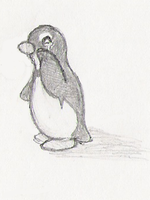 Penguin by akumanai