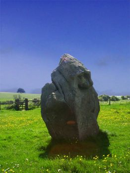 Standing Stone 2 by BFG-Stock
