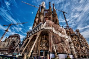 Sagrada familia 5 by forgottenson1